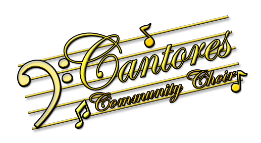 Cantores Community Choir logo